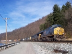 CSXT 5457