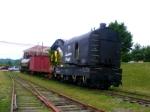SHRR crane train consist