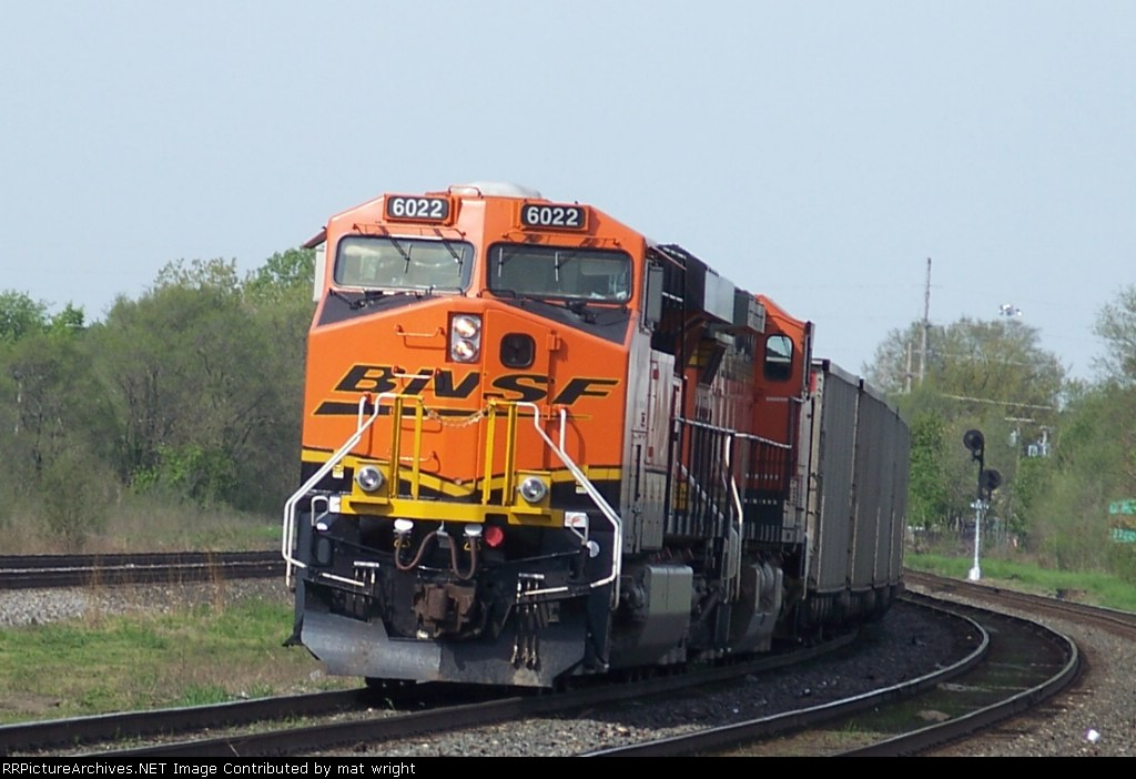 BNSF 6022