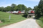 Indiana Railroad working hard