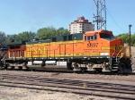 BNSF 5697