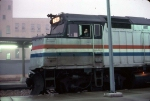 1256-13 Amtrak North Star at Midway depot