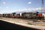 SP 2958, SP 2407 and SP 2959 get hauler duty.