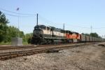 BNSF 9427 west