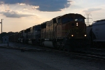 BNSF 8920 leading CP train 882