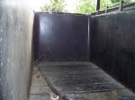 Wood bunker