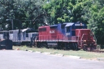 HLCX 3605 on Railnet Thomasville turn