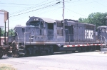 Ex G&O 8302 on Railnet Thomasville turn