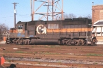 HATX 500 in the NS yard