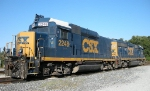 CSX 2248 and 6424
