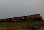 BNSF 5490 West