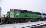BNSF 8195
