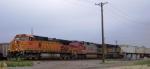 BNSF 5087