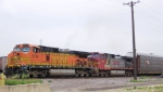 BNSF 5124