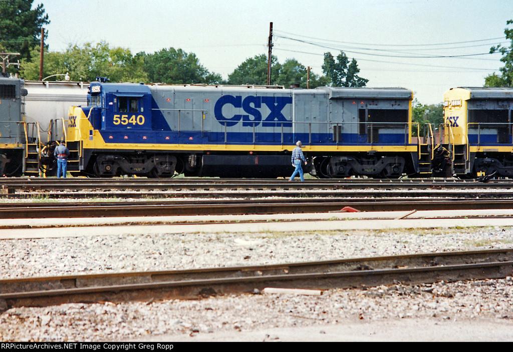 CSX B30-7
