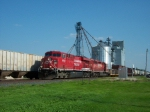 CP 8813 & 5924 Comming Through Newfolden, MN