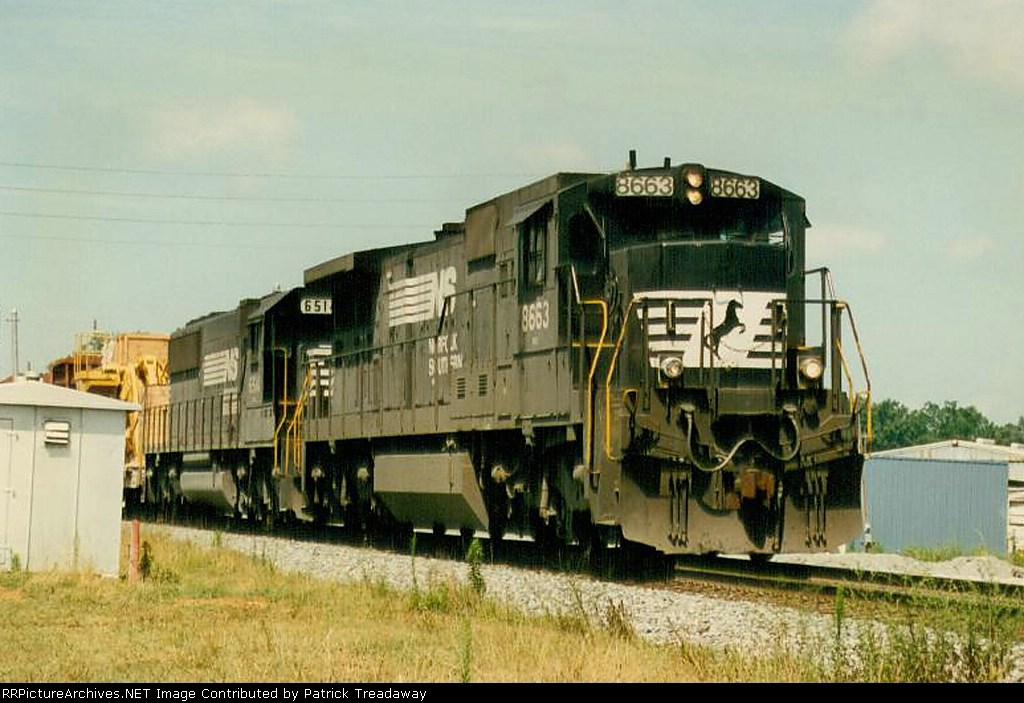 NS 8663