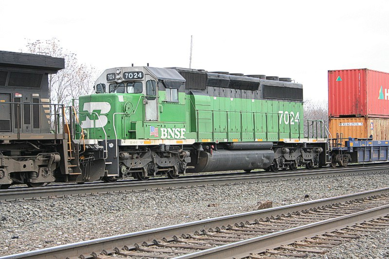 BNSF 7024