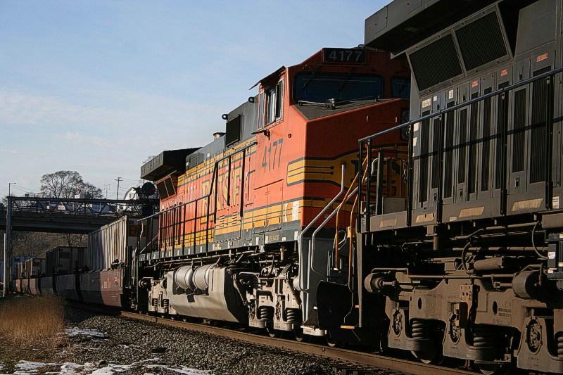 BNSF 4177
