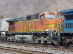 BNSF 4933