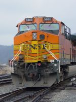 BNSF 5683