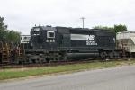 NS 6168 on NS 418