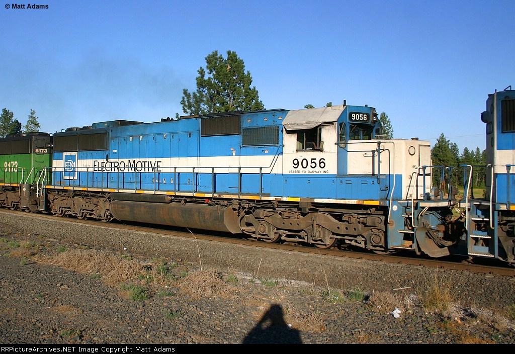 EMD SD60 9056