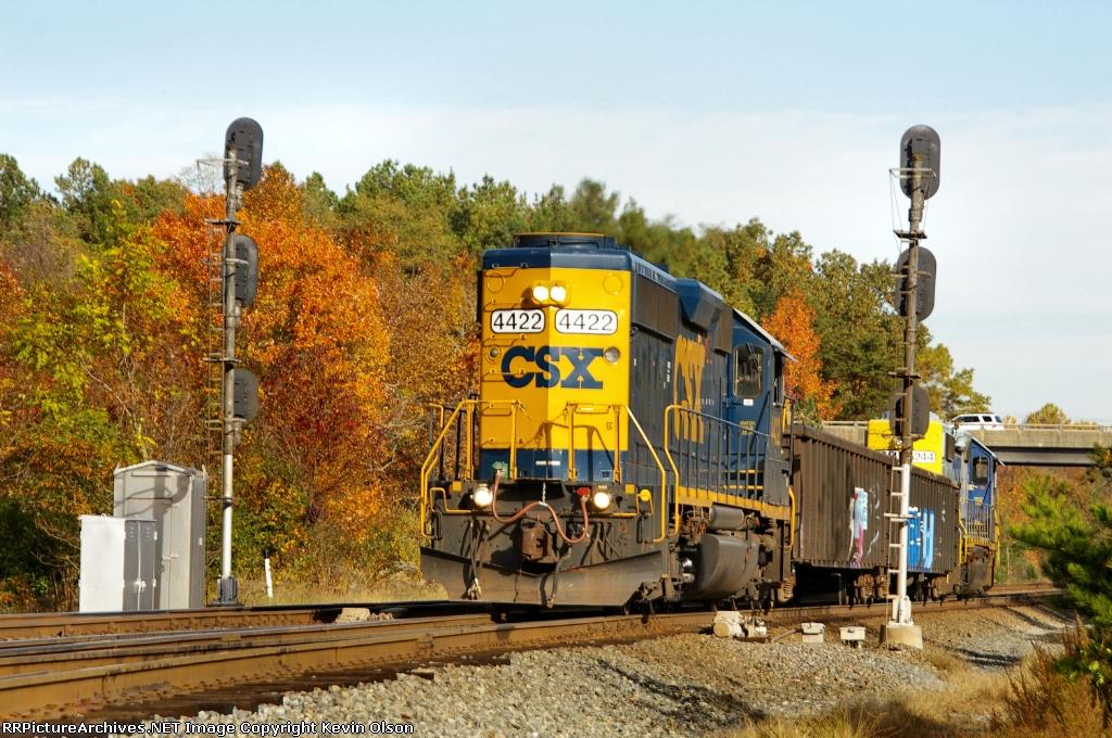 CSX 4422