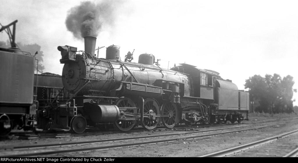 CB&Q 2-6-2 Class R-5 2122