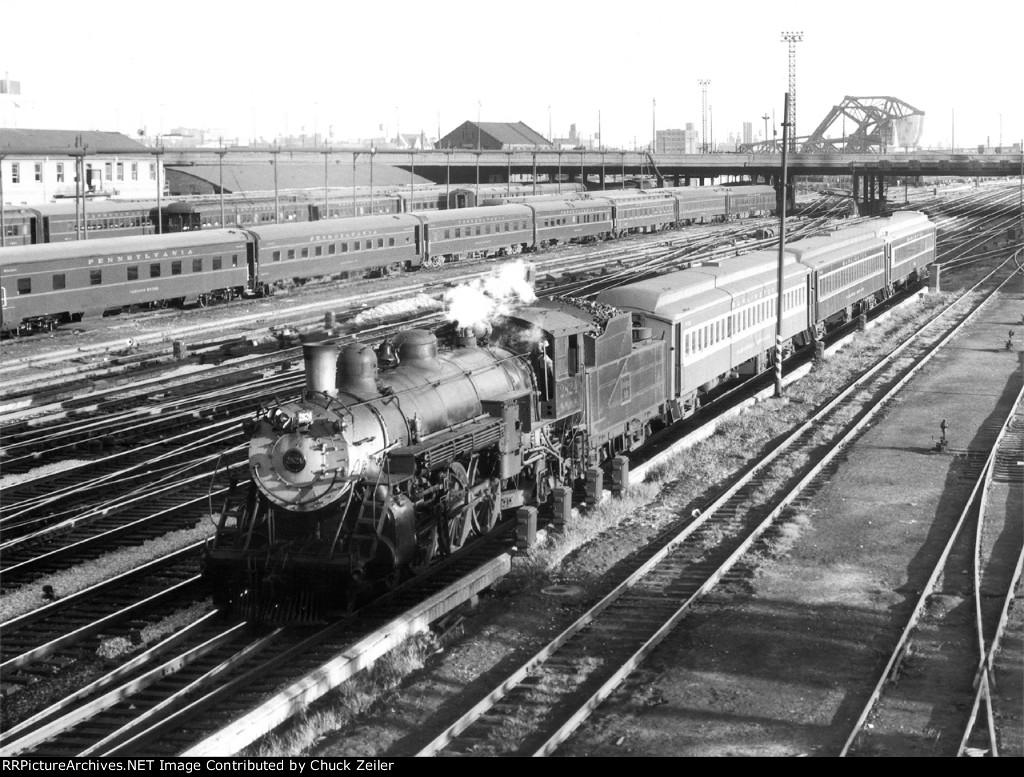 CB&Q 4-6-2 Class S-1-A 2824