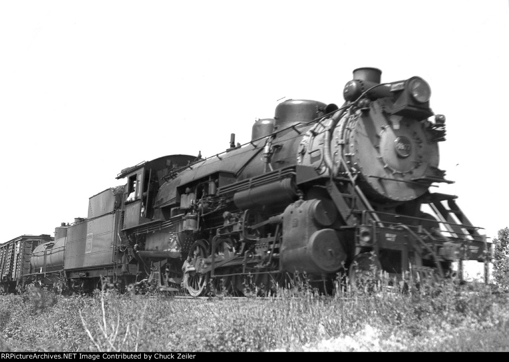CB&Q 2-8-2 Class O-1-A 4977