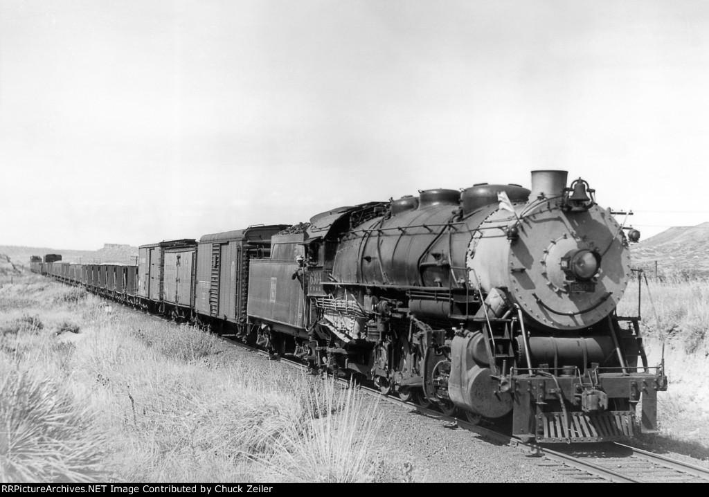 CB&Q 2-10-2 Class M-3 6304