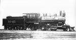 CB&Q 2-6-0 Class H-2 1045