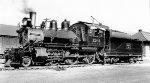 CB&Q 2-6-0 Class H-4 1261