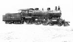 CB&Q 4-4-2 Class P-2 1580