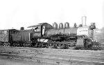 CB&Q 0-6-0 Class G-8 1719