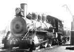 CB&Q 0-6-0 Class G-8 1750