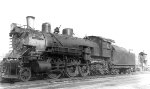 CB&Q 2-6-2 Class R-5 2121
