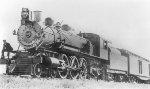 CB&Q 4-6-2 Class S-1 2826