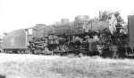 CB&Q 4-6-4 Class S-4 3006