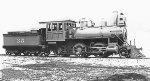 CB&Q 2-6-0 Class H-1 35