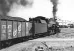 CB&Q 2-8-2 Class O-1-A 4963