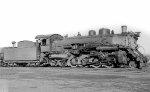 CB&Q 2-8-2 Class O-1-A 4966