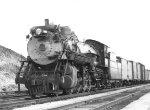 CB&Q 2-8-2 Class O-1-A 4981