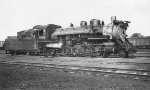 CB&Q 2-8-2 Class O-1-A 4987