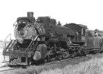 CB&Q 2-8-2 Class O-1-A 4995