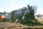 CB&Q 0-6-0 Class G-5 504
