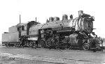 CB&Q 2-8-2 Class O-1-A 5068