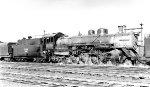 CB&Q 2-8-2 Class O-1-A 5079