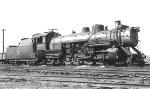 CB&Q 2-8-2 Class O-1-A 5085